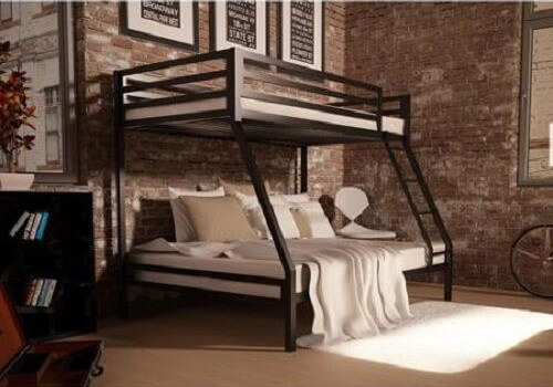 Premium Twin over Full Bunk Bed