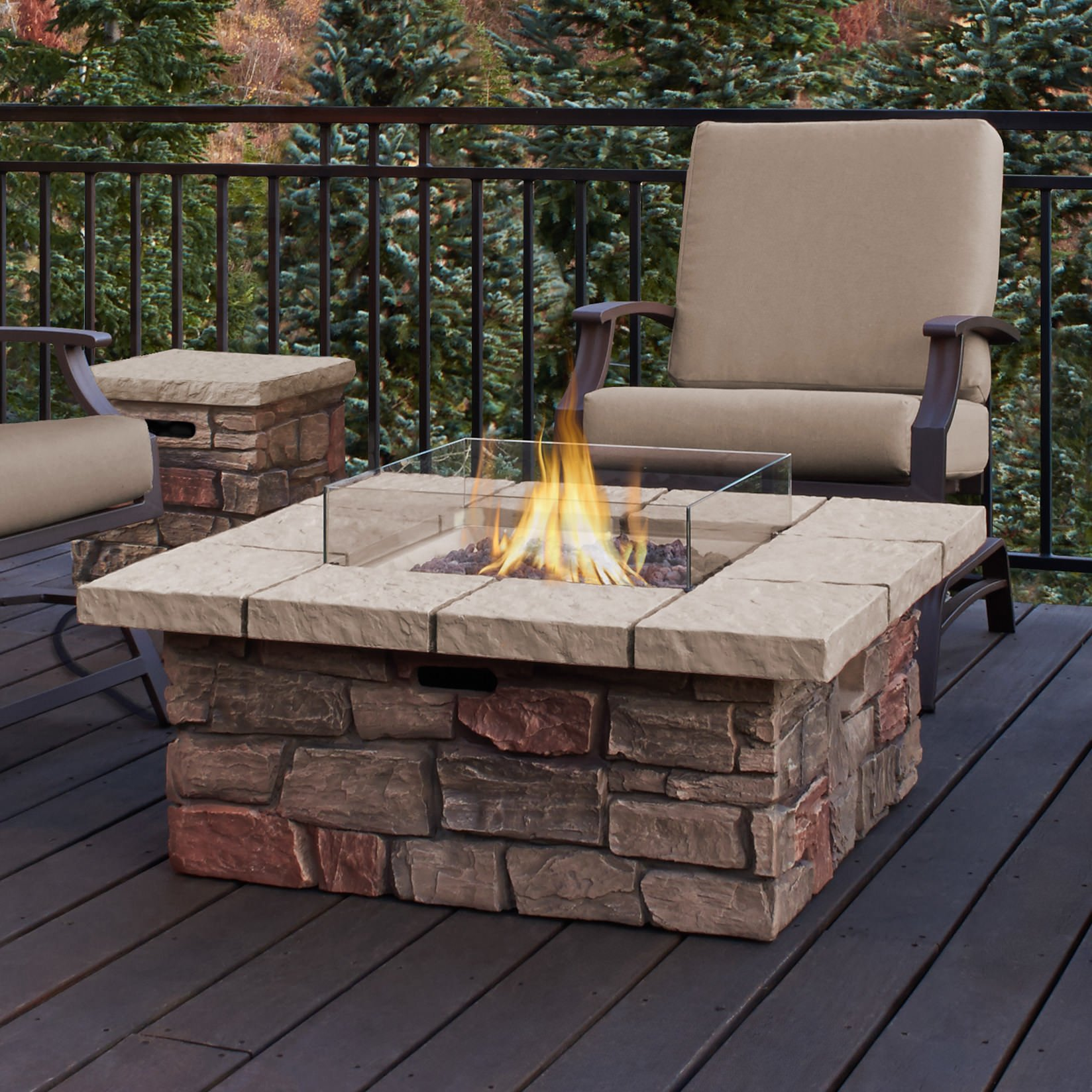 Top 15 Types Of Propane Patio Fire Pits With Table Buying Guide Home Stratosphere