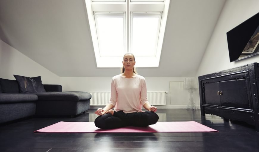 Meditation is a centuries-old practice that's long been proven to ease stress, increase mindfulness, and better your overall health. It's a simple and easy practice that can be done in private at home without spending a dime, and it'll have a lasting impact on your home life.