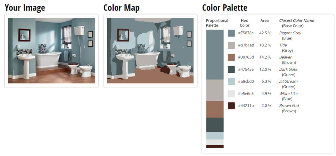 The Best Bathroom Colors Based On Popularity Home Stratosphere