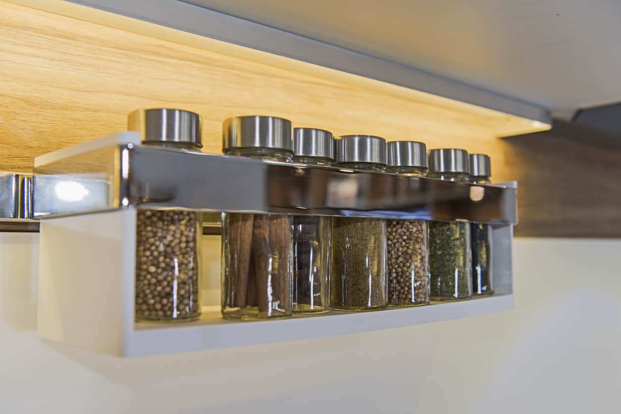 30 Spice Rack Ideas Clever Amp Practical Spice Storage