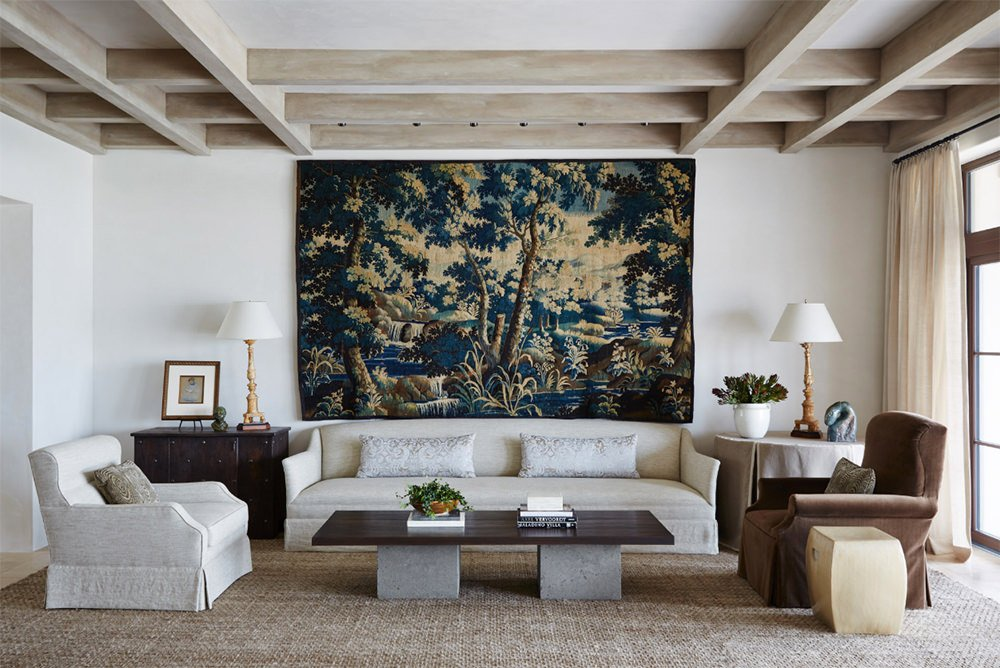Beautiful Comfortable Contemporary Design by Andrew Howard Interior Design