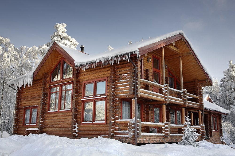 Log Home Architecture