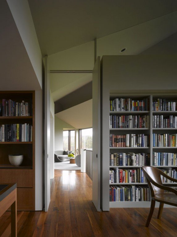 a home library