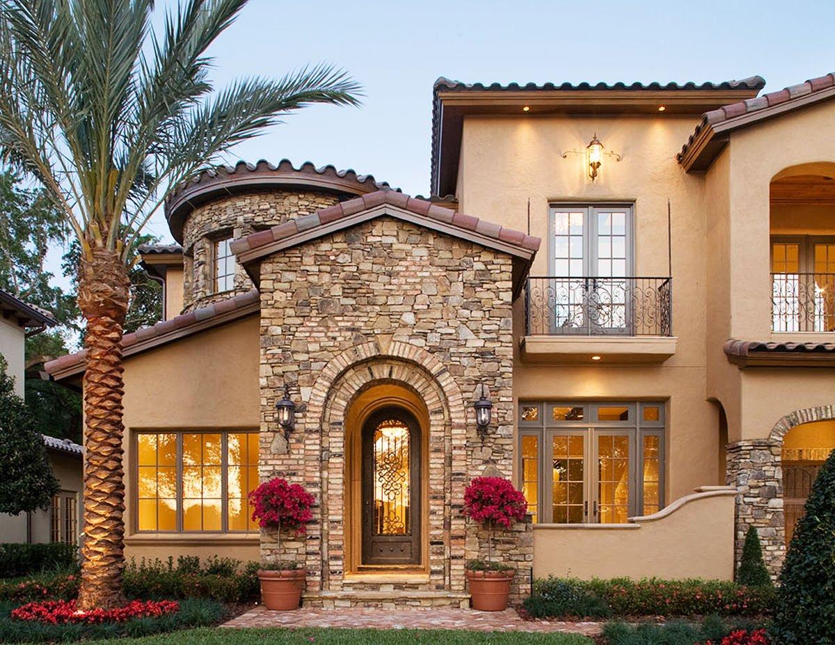 Mediterranean Home Architecture
