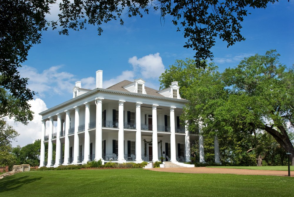 Greek Revival Home Architecture