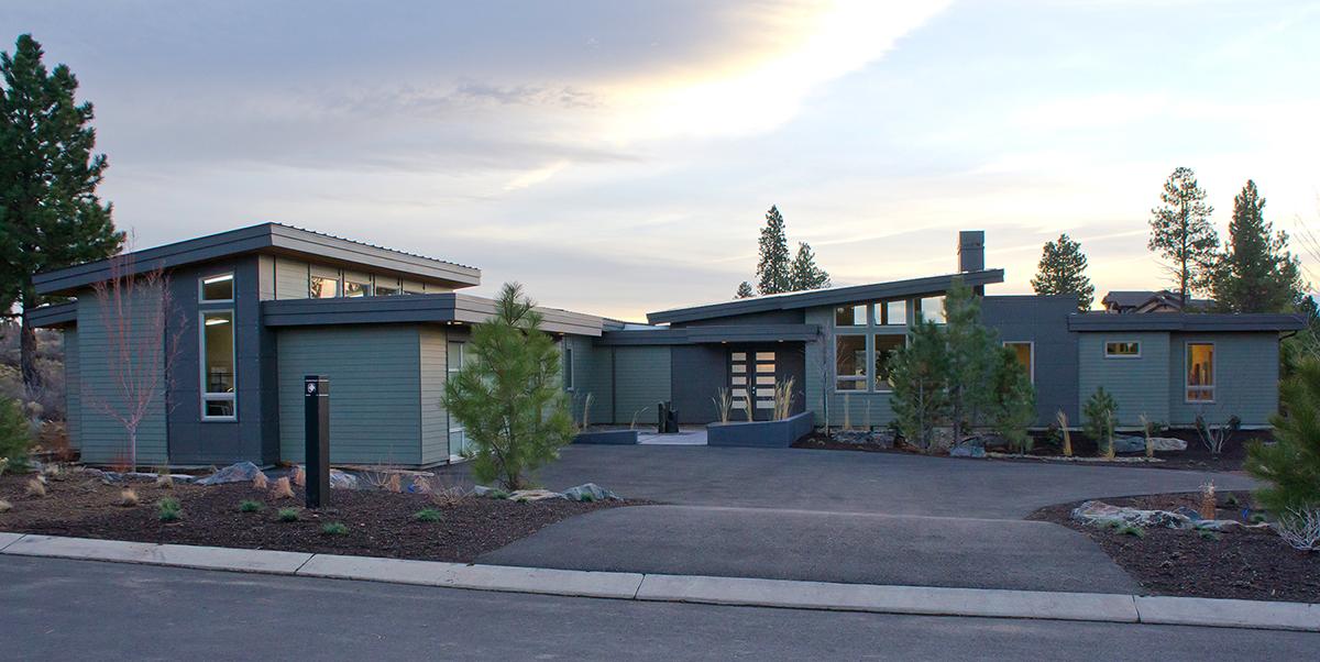 Prairie Home Architecture
