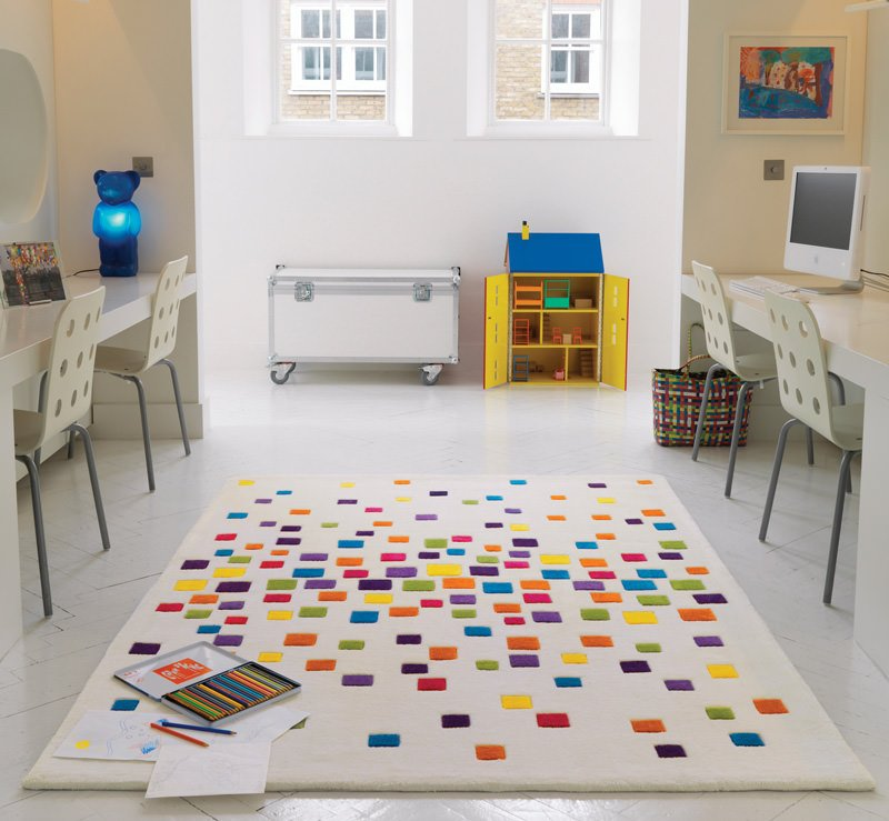 Child-Friendly Rugs