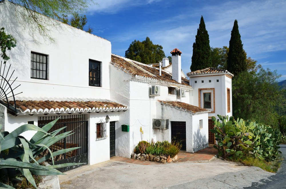 Spanish Home Architecture