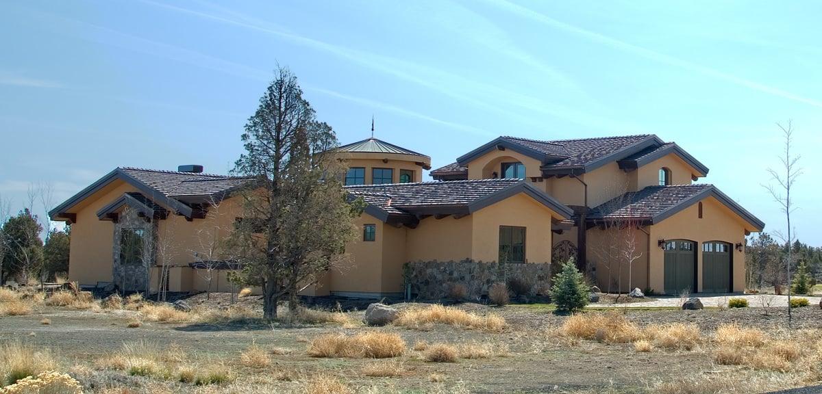 Southwestern Home Architecture