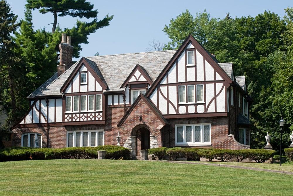 Tudor Home Architecture