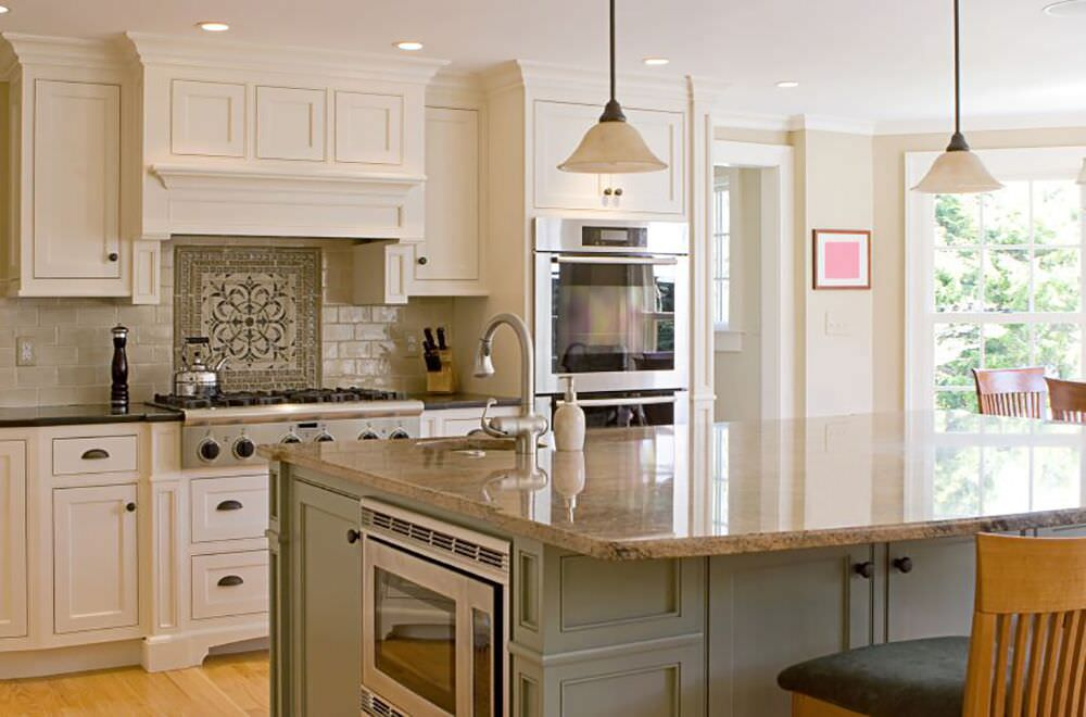 34 - Kitchens with Double Wall Ovens