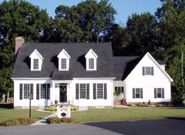 Cape Cod Home Architecture
