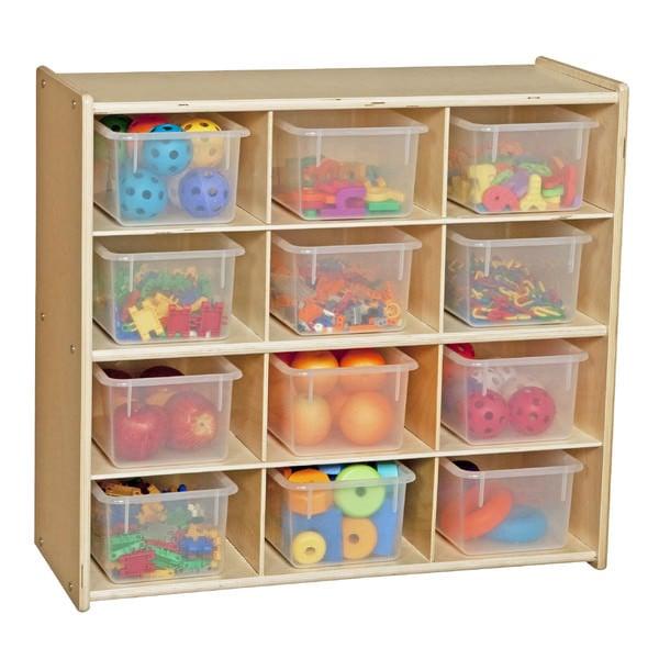 4b-way-plastic drawer-style toy organizer