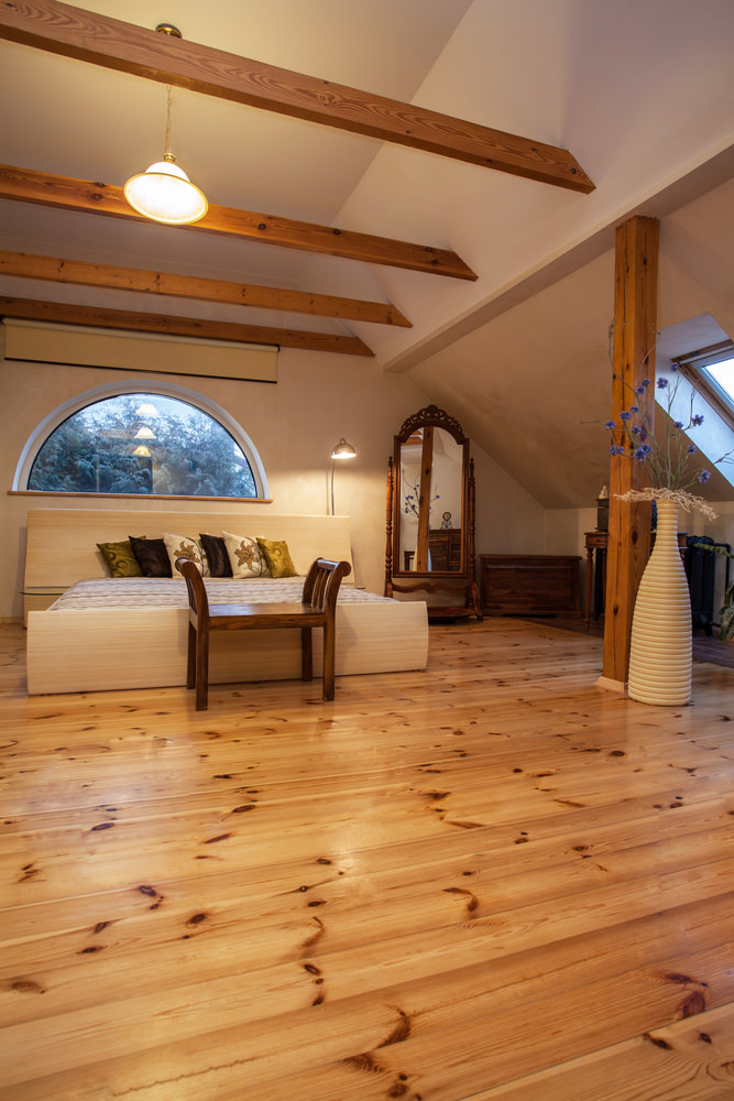 73 Attic Master Bedroom Design Ideas (Pictures)