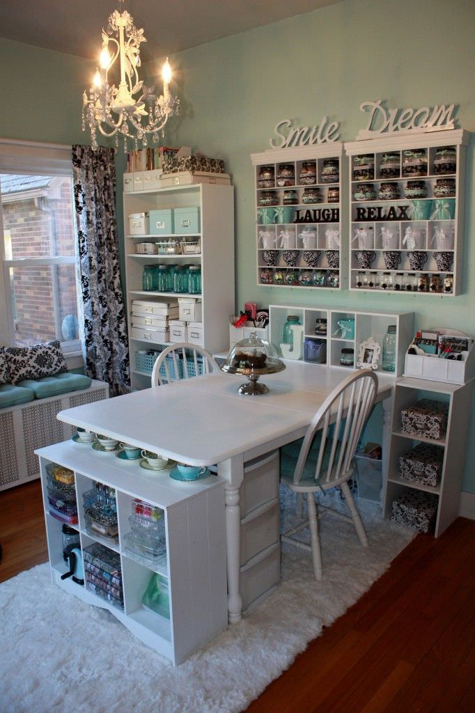 23 Craft Room Design Ideas Creative Rooms