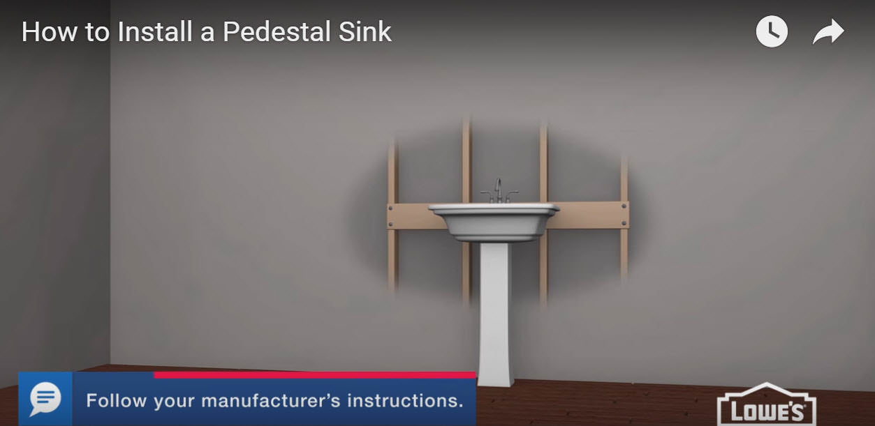 9 Find Out if Your Pedestal Requires a Support Board - See Instructions
