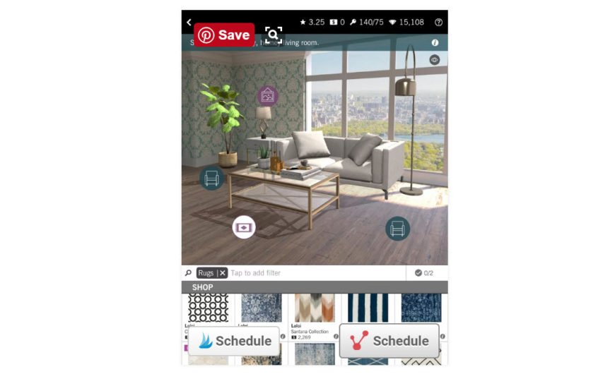 SmartDraw Interior Design Software Paid But Offers Free Demo