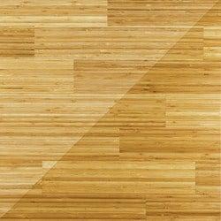 Bamboo Hardwood Floor Example