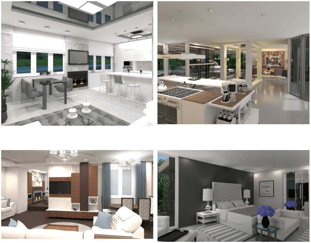 Examples Of Homestratosphere Interior Design Software