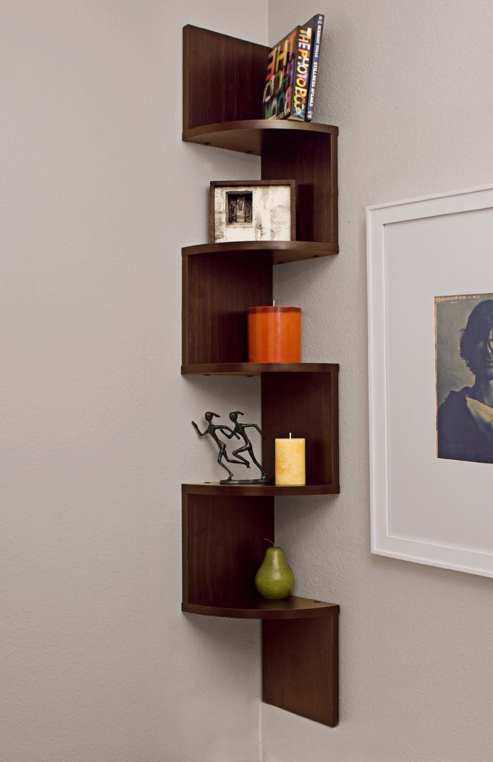 7 Main Types Of Corner Shelves Used For Decor And Storage