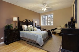 Master Bedrooms With Light Wood Floors - Light or dark wood flooring