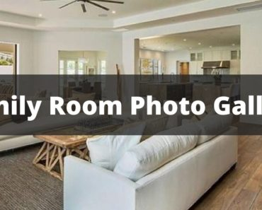 Family room design concept