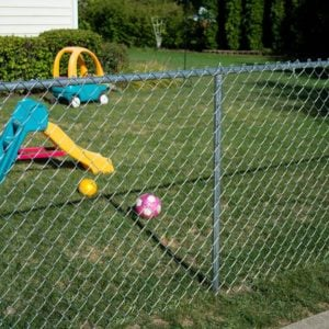 How To Install A Chain Link Fence From Start To Finish (in 13 Steps)