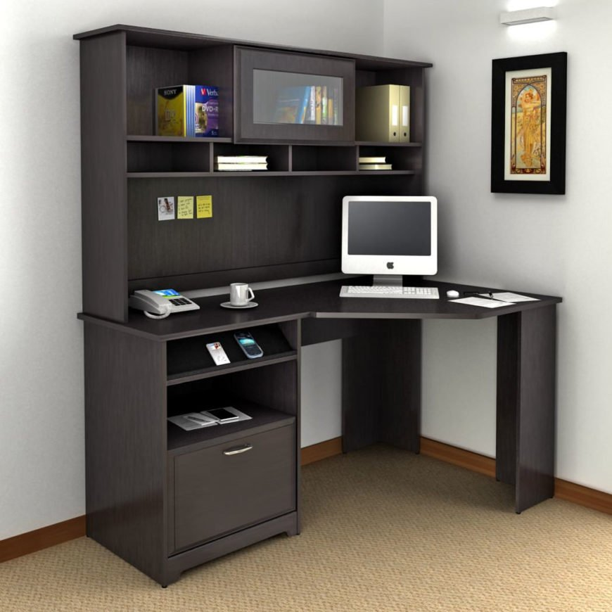 Types Of Desks Magnificent 30 Different Types Of Computer Desks For Your Home Office . Design Decoration