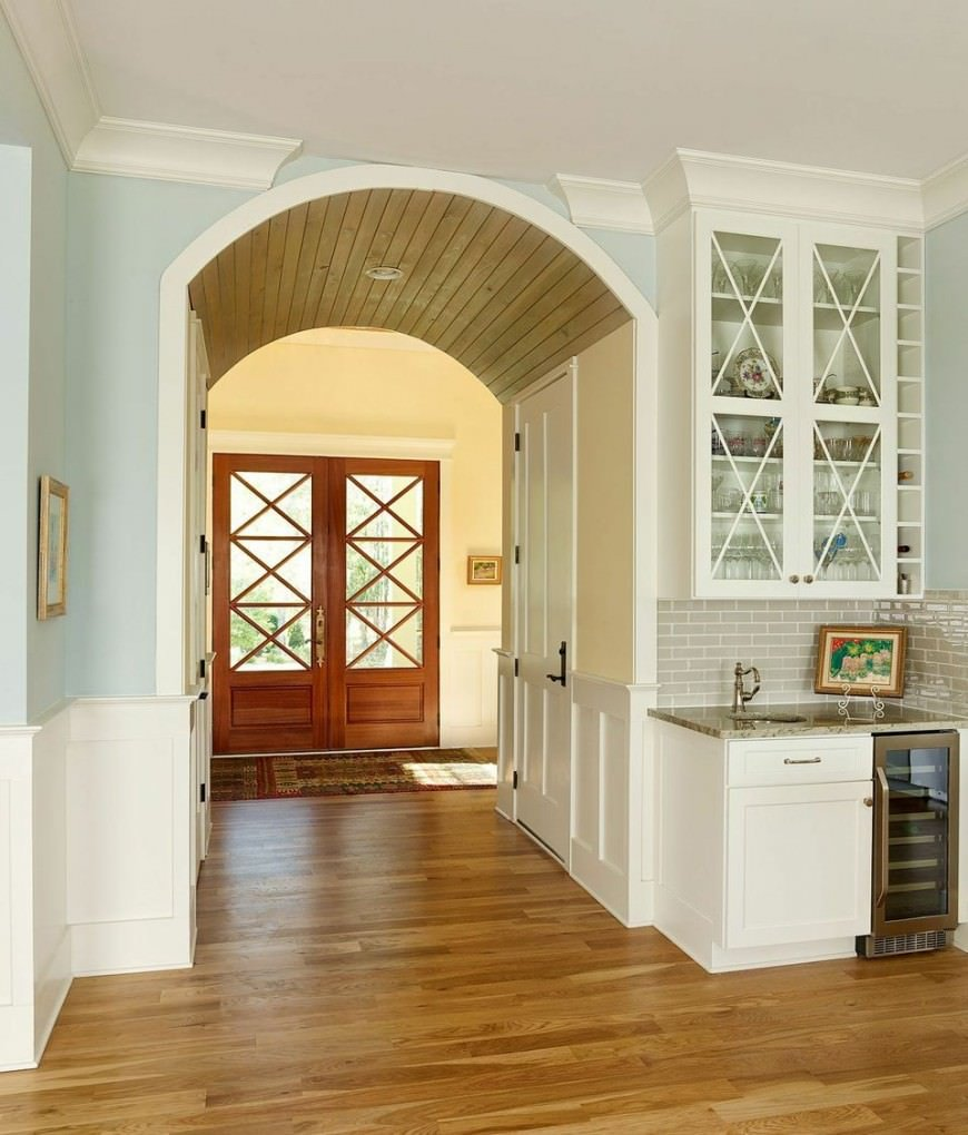 Foyer Architecture Gallery : Farmhouse foyer ideas for