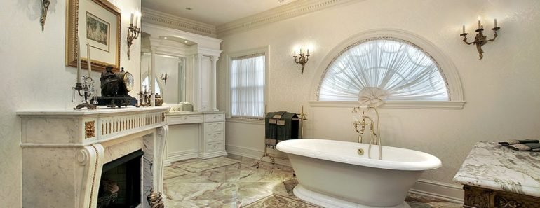 101 Master Bathrooms With Freestanding Tubs (Photos)