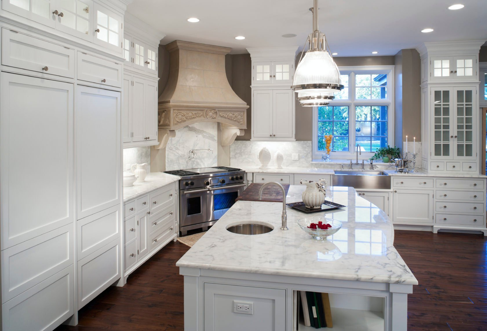 35 Transitional Kitchen Ideas Photos