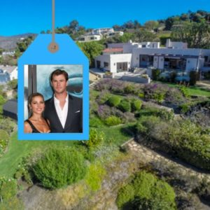 Chris Hemsworth and Elsa Pataky Buy Southwest Style Malibu Pad with Amazing Views (34 Photos)