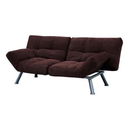 Comfortable Chocolate Brown Futon