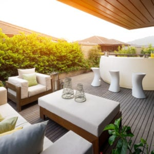50+ Covered Deck Designs and Ideas (Photos)