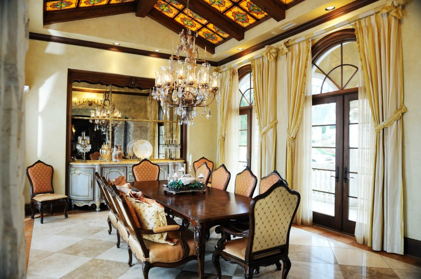 Eclectic dining room ideas for Eclectic dining room designs