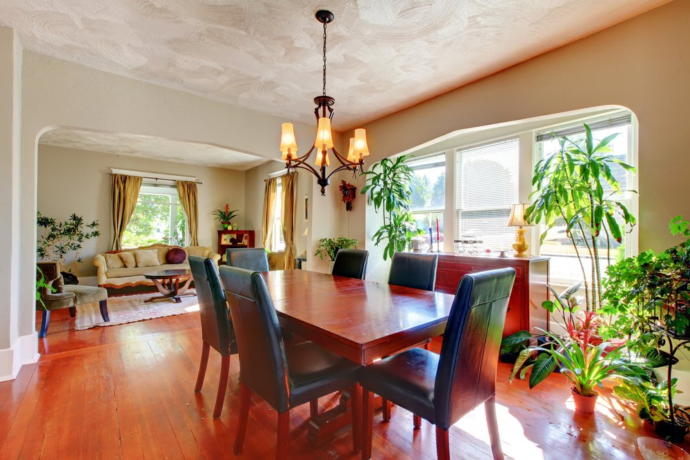 20 tropical dining room ideas for 2018 for Tropical dining room ideas