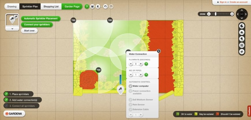 Free Garden Design Marshalls : Top garden landscaping design software options in free