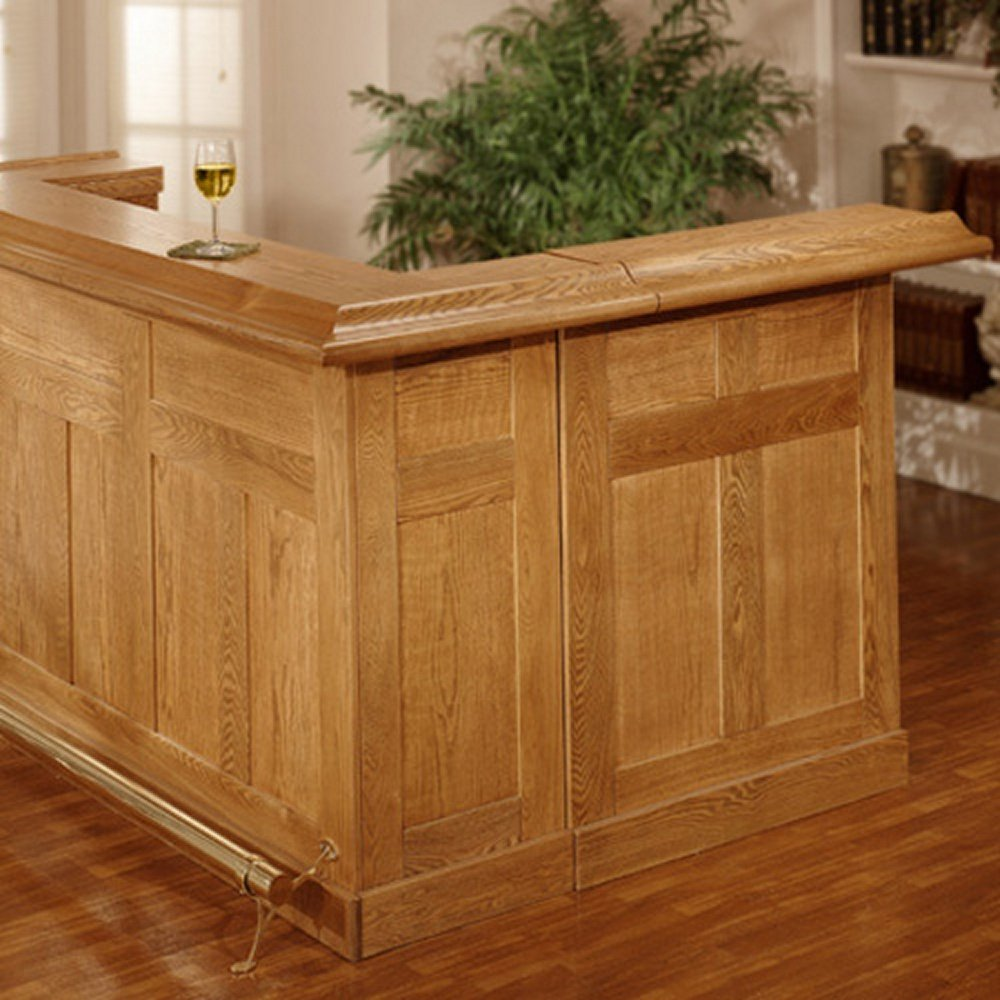 Hillsdale Classic Oak Large Bar