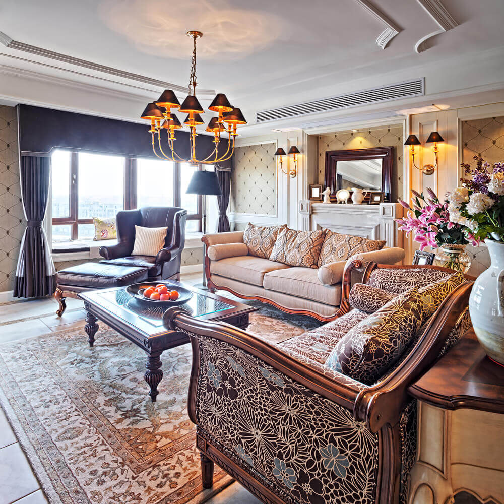 100 Traditional Living Room Ideas For 2019