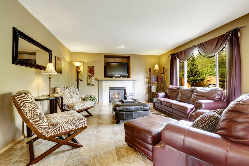 80 living room examples with brown couches photos  home