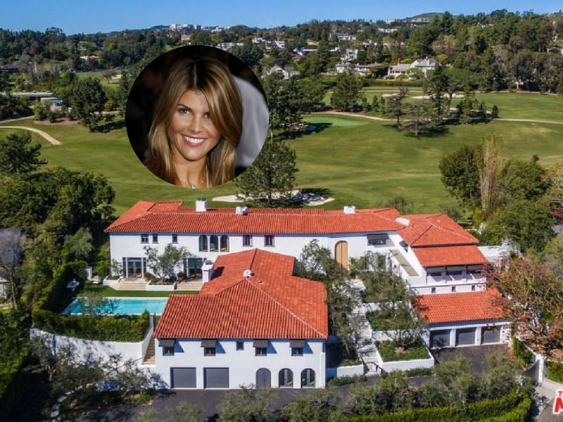 Lori Loughlin Lists Beautifully Renovated Bel Air Mansion for $35 Million (20 Photos)