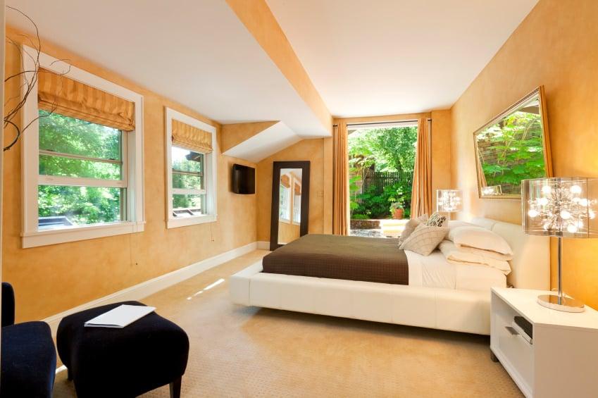 20 Orange Primary Bedroom Ideas Photos
