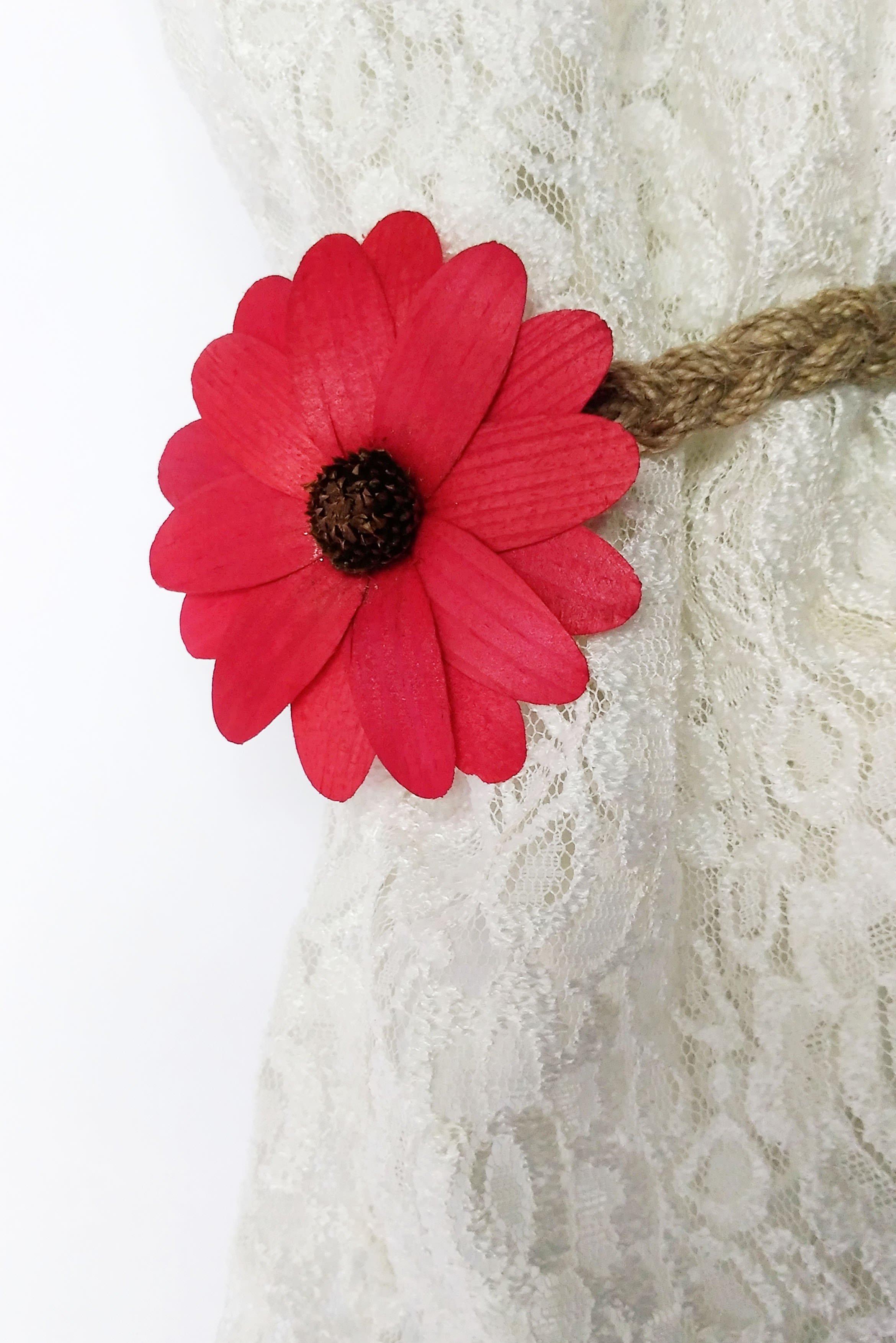 Diy Magnetic Curtain Tie Backs Dead Simple That Looks Great