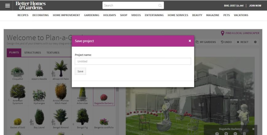 12 Top Garden Landscaping Design Software Options in 2017 Free