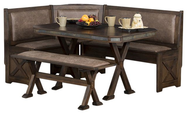 Superbe Savannah Breakfast Nook Set