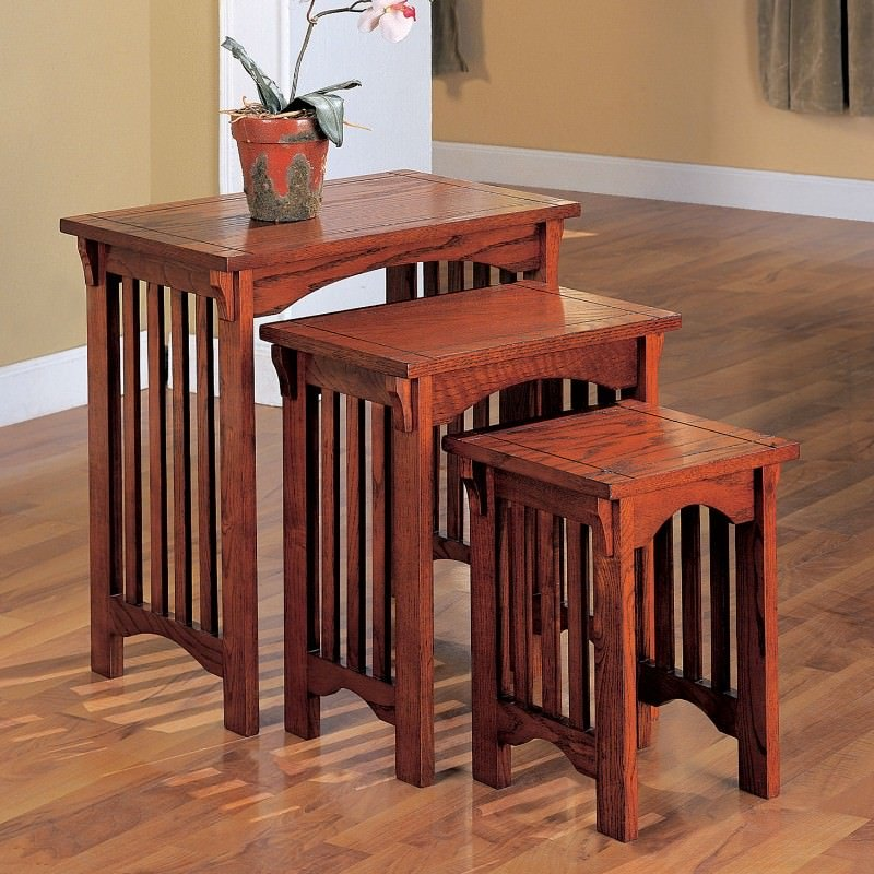 Different types of end tables buying guide