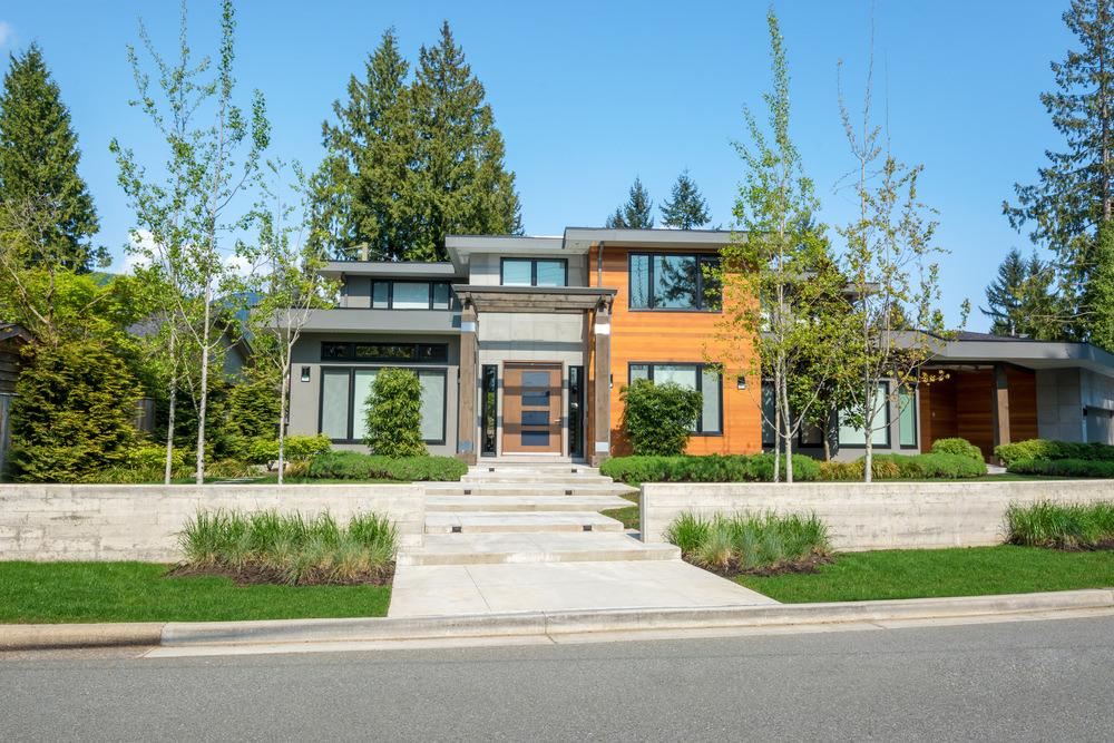 30+ Different West Coast Contemporary Home Exterior Designs