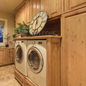 The 7 Different Types of Laundry Rooms (Design Guide)