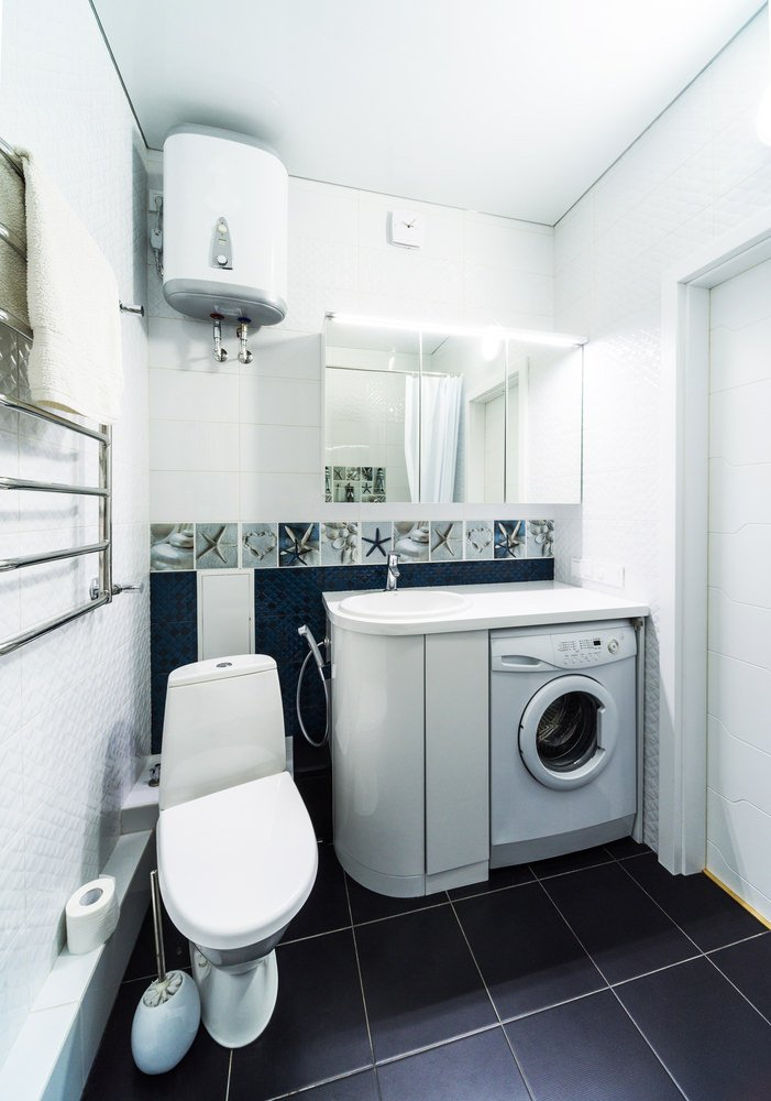 Laundry Room And Bathroom Combo Designs Bathroom Design Ideas